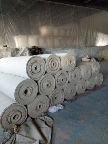 Войлок. Кошма для юрты. Цена от 1100 тг за кв мет. до 2500тенге.