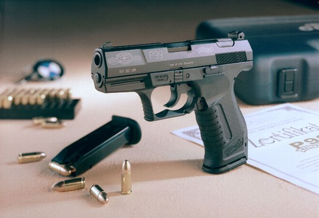 CEL MAI PUTERNIC!! Pistol Airsoft Walther p99/Blow-Back!!