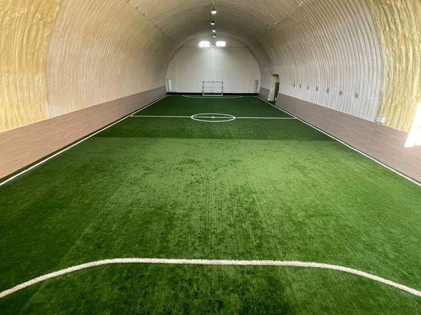 футзал, футбольное поле