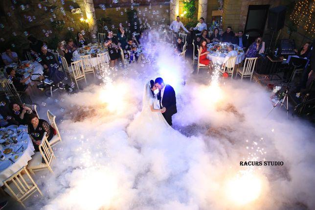 Дым тяжёлый на любое событие Костанай