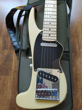 Ribka Tynku Telecaster Travel Guitar