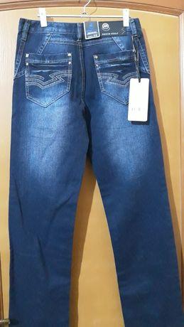 Продам подростковые джинсы