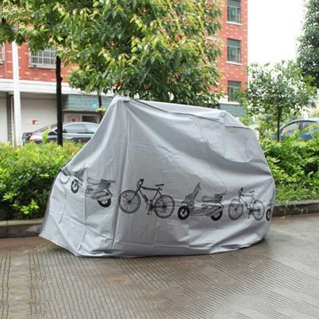 Husa IMPERMEABILA, prelata protectie pt bicicleta, scuter, motocicleta
