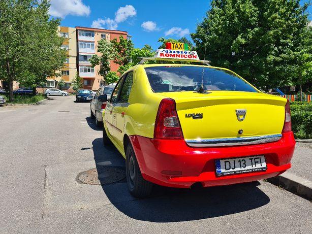 Taxi Craiova Dacia Logan