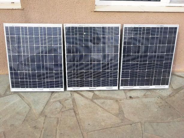 Panouri Solare Fotovoltaice 20W - 12V Pentru Stalp (Made in Italy)