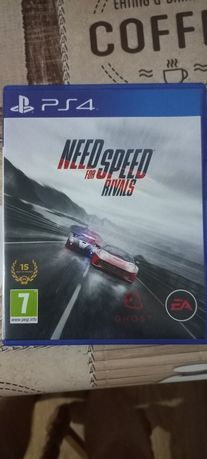 Vand Need for Speed Rivals ps4!