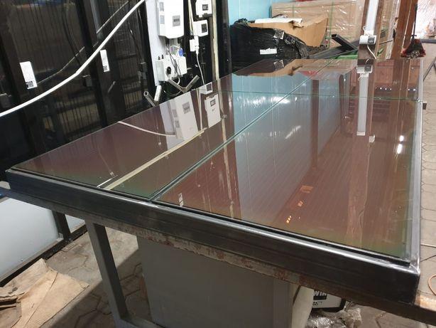Lichidare stoc carport fotovoltaic 13 mp acoperis.