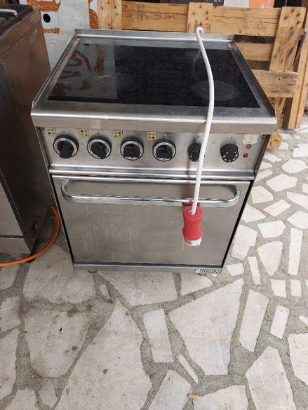 Професионална готварска печка MARENO