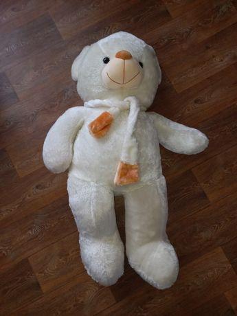 Мишка, медведь плюшевый, 120 см.