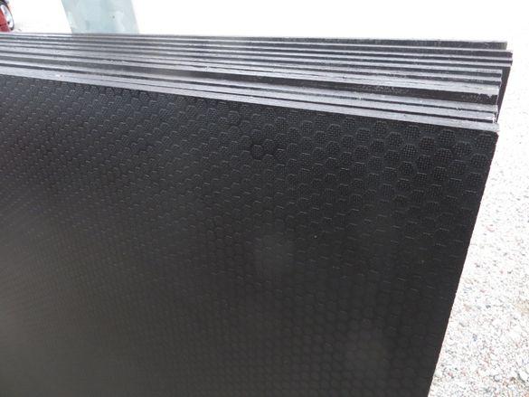 Плоскости шперплат -Хекса бреза
