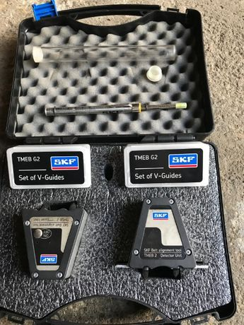 Dispozitiv laser aliniere/intindere curele SKF TMEB2