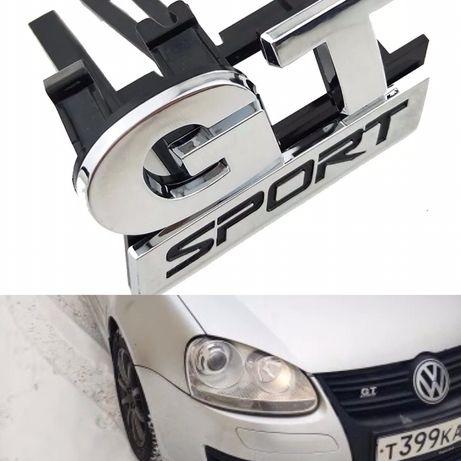 GT Sport емблема за GOLF 4 V PASSAT TDI