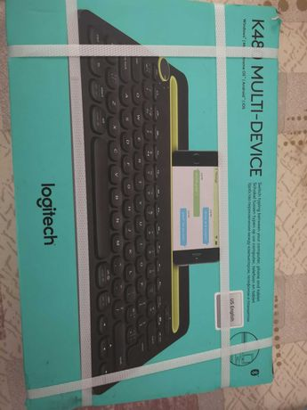 Tastatura logitech bluetooth