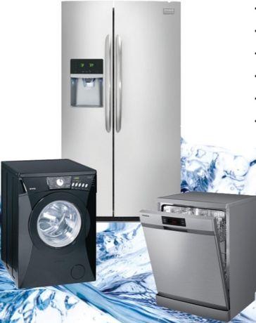 Reparatii frigidere si masini de spalat. Garantie 1 an