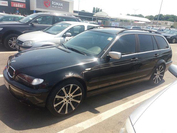 Dezmembrez BMW e46 seria 3 facelift 318 diesel 116cai 2004