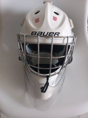 Шлем вратарский детский Bauer NME4