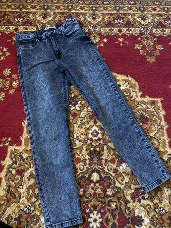 Джинсовые брюки. Почти новые