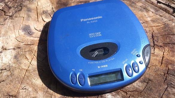 CD плеър Panasonic SL-S292