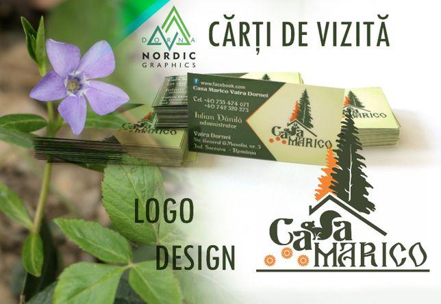 Servicii de grafică publicitară, design și editare foto