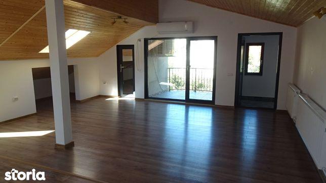 Inchiriez casa sau apartament in casa in Deva, zona ultracentrala, D+P