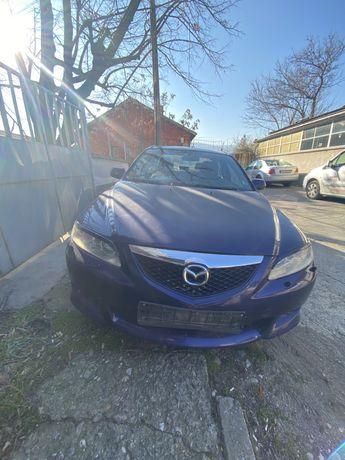 Mazda 6 2.0 136 к.с