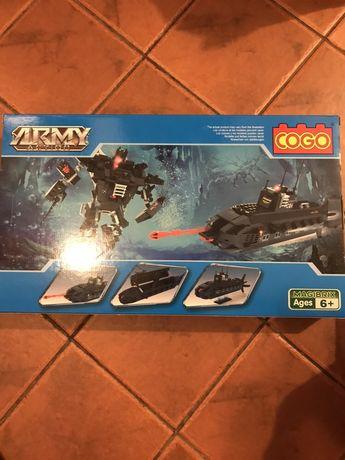 Cogo Army Magibrix