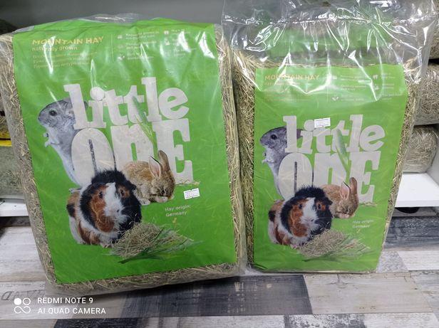 Сено для грызунов от Little One