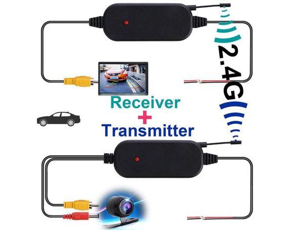 Безжични предаватели на видео сигнал.2.4G Wireless Video Transmitter