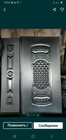 Элементы на железные двери и ворота