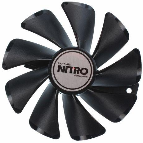 Вентилатор за видео карта SAPPHIRE RX 470 RX 480 RX 570 RX 580 RX 590