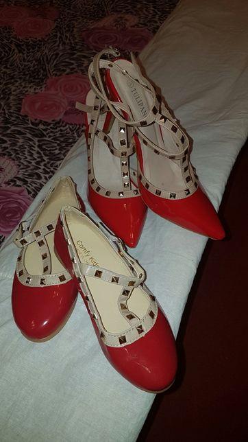 Set pantofi mama fiica