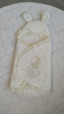 Конверт для новорожденного за 3000 отдам