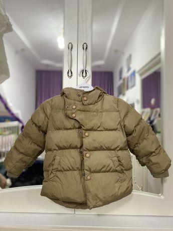 Куртки детские и мужские
