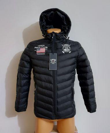 Geaca puf, iarnă Vinson Original Polo USA, nr. 150 sau XS, Gore-Tex