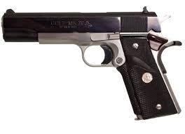 Pistol Putere modificata la 4J COLT 1911 ( Airsoft GREU FULL METAL )