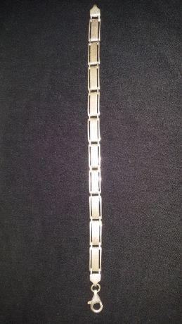 Bratara argint 925 cu 150 ron fix