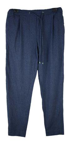Pantaloni Dama Massimo Dutti marimea W26 L26 Bumbac Casual AJ81