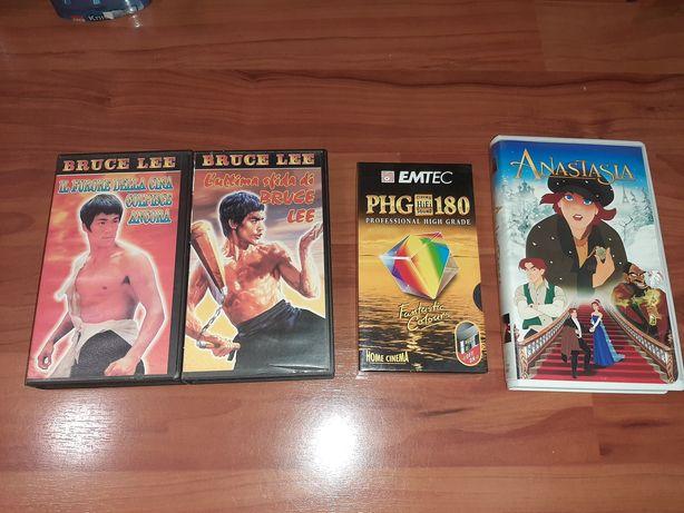 Casete video Bruce Lee , Anastasia
