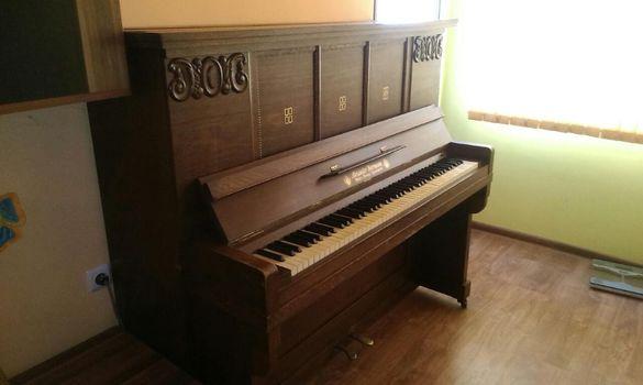 "старинно немско пиано ""Alexander Herrmann"""