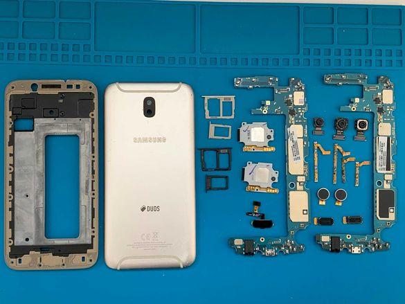 Samsung Galaxy J7 2017 на части