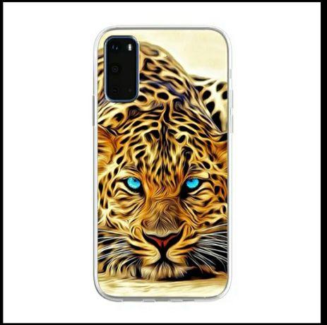 Husa bumper Samsung s20u tigru