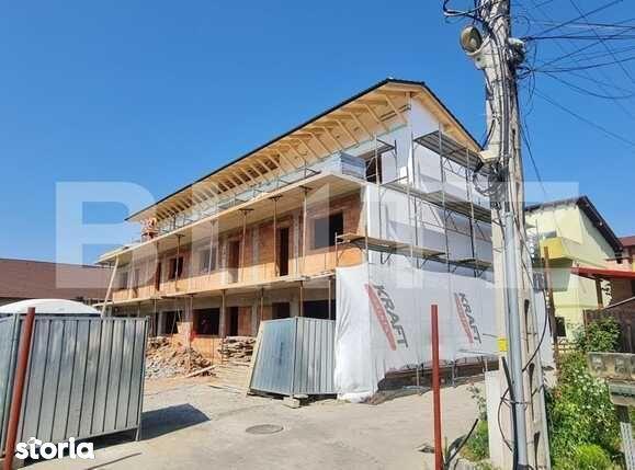 Mai este doar una - Casă înșiruită de 120 mp, 4 camere, terasa...