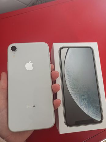 Iphone xr white 128 gb