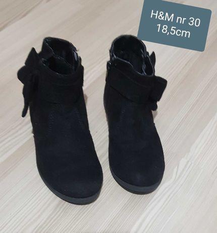 Ghete primavara fetite nr 30 H&M