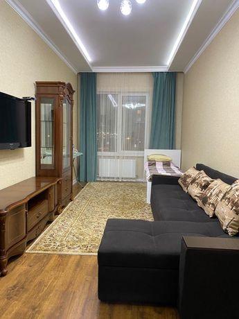 1-комнатная квартира посуточно ЖК Миллениум парк рядом Пирамида Шабыт