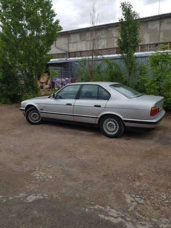 BMW E34  Колата е в много добро състояние