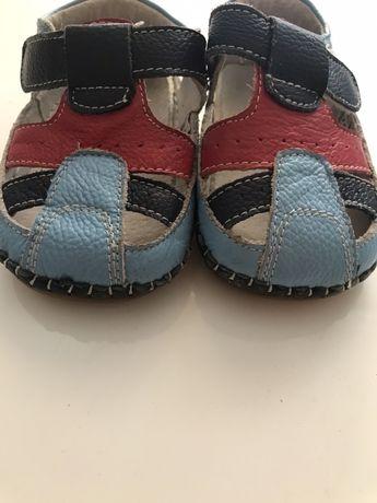 Sandale bebelus giraffe shoes