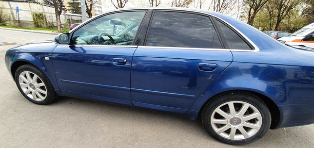 Vând Audi a4 b7 an 2005