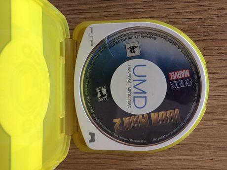 Игри за PSP - IRON MAN 2, Midnight Club, The SIMPSONS, PES 2012