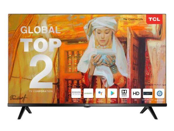 Телевизор SMART TCL 32S60A Рассрочка 24мес! 1год Гарантия
